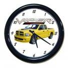 New 2005 Dodge Ram Wall Clock