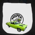 NEW 1971 Plymouth Valiant Super Bee Tote Bag FREE SHIPPING!