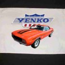 New 1969 Orange Chevy Yenko Camaro w/ Yenko logo Hand Towel