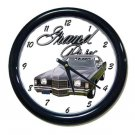 New 1972 Pontiac Grand Prix w/LOGO Wall Clock