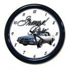 New 1986 Pontiac Grand Prix 2+2 w/LOGO Wall Clock