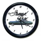 New 1969 Pontiac Grand Prix w/LOGO Wall Clock