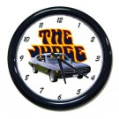 New Black 1969 Pontiac GTO Judge w/LOGO Wall Clock