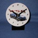 New Blue 2002 Pontiac Firebird Trans AM w/ WS6 LOGO desk clock!