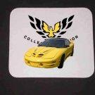 New 2002 Pontiac Collectors Edition (CETA) Trans AM w/LOGO Mousepad!