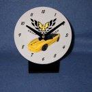 New  2002 Pontiac Collectors Edition (CETA) Trans AM Convertible w/LOGO desk clock!