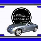 NEW  2006 Silver Chrysler Crossfire License Plate FREE SHIPPING!