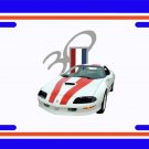 NEW 1997 30th anniversary Chevy Camaro License Plate FREE SHIPPING!