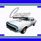 NEW 1967 Chevy Camaro Pace Car License Plate FREE SHIPPING!