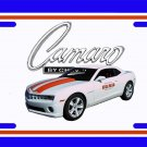 NEW 2010 Chevy Camaro  Retro Pace Car License Plate FREE SHIPPING!