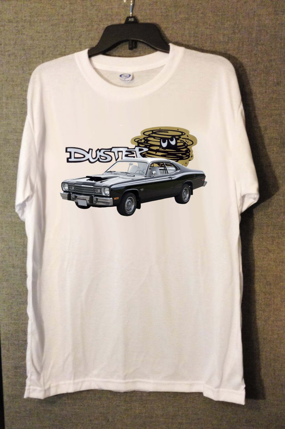 New 1974  Plymouth Duster T-shirt  (Medium)