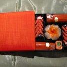 Incense & Candle in Silk, Small, Orange Ylang-Ylang/Lily