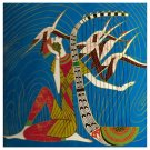 Vietnamese Modern Lacquer Painting, 8 x 8, 028