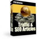 15 Traffic and SEO Articles (PLR) New