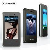 Orion - NEW HOT WiFi Quadband Dual SIM Cellphone with 3 Inch Touchscreen GIFT New