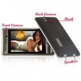 Voyager - HOT NEW Quad Band Touchscreen Dual-SIM WiFi Media Cellphone GIFT New