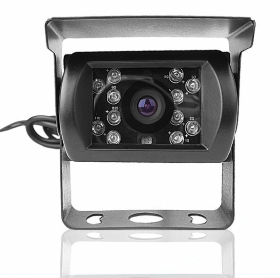 Wired 1/3 Inch Color CCD Camera -PAL New