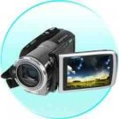 1080P HD Video Camera - High-Res Video Camcorder (Up To 60FPS) New