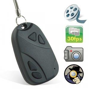 Digital Video Recorder Spy Camera (Keychain Car Remoe Style) New