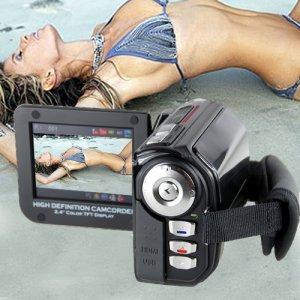 Handheld HD Digital Camcorder (720P) New