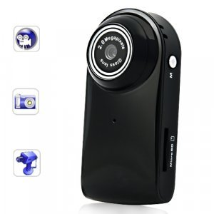 Ultra Compact MiniDV Camcorder (Audio Detection, 30 FPS) New