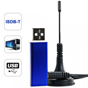 ISDB-T USB Dongle - Digital TV On Your Computer New