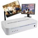 High-Def Media Server with HDMI - Wireless Media Streaming New