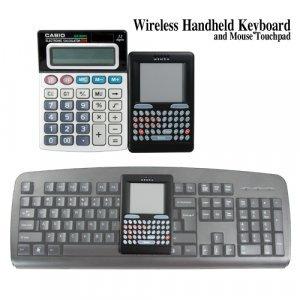 Wireless Keyboard + Touch Pad New