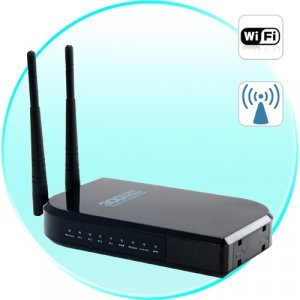 802.11N Wireless Router (300Mbps Wifi - Next Generation Speed) New