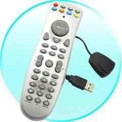 PC Remote Control - Media Function Remote New