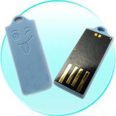 Mini-USB Flash Drive - 4GB New