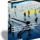 How to Start a Niche Business New