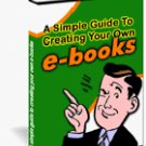 Simple Guide to Create eBooks New