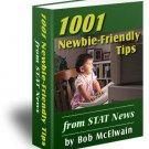 1001 Newbie Friendly Tips New
