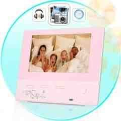 Bella - 7 Inch Digital Photo Frame with Media Player New