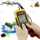 Fish Finder with Sonar Sensor New