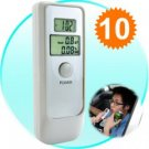 Breathalyzer Alcohol Tester - Dual LCD Display New