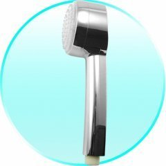 LED Color Changing Shower Head New