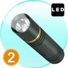 FlashMax G180 - CREE LED Pocket Flashlight (100 mm) New