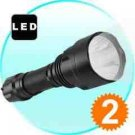 FlashMax G176 - CREE LED Flashlight (150 mm) x 2 New