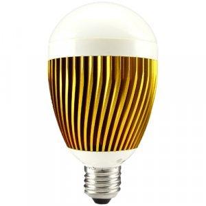 LED Light Bulb - Warm White (7W) New