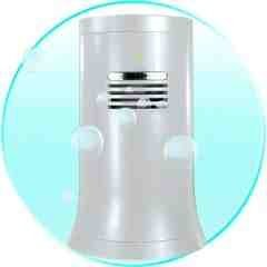Oxidation Air Humidifier + Ionizer + Purifier New