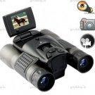 Long Ranger Digital Binoculars with LCD Flip Screen New