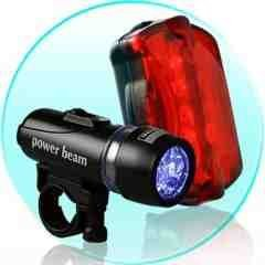 Super Bright LED Flash light New