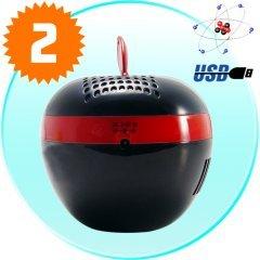 USB Powered Cute Air Ionizer New
