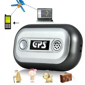 GPS Tracker with SOS Calling Feature (Quadband) New