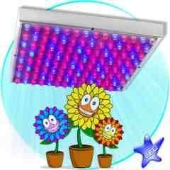 LED Grow Light with Super Harvest Colors (45W Edition) New