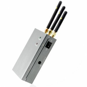 Mobile Phone Signal Jammer - High Powered Cellphone Jamming New