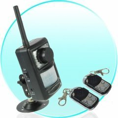 PIR Security Monitor With Mobile MMS Notification New