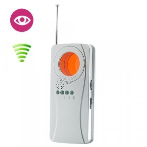 Spy Wi-Fi Signal and Camera Lens Detector New